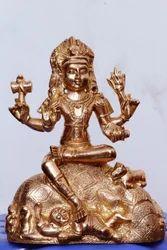 Guru Bagawan 9 Inches Panchaloham God Statues