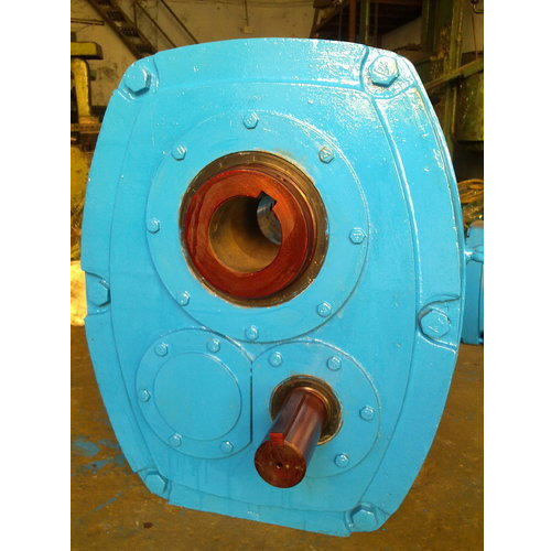 10 HP Shaft Mounted Gearbox