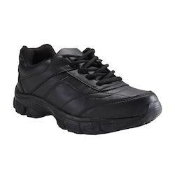 army school training shoes st 01 black