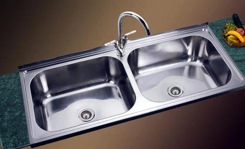 Stainless Steel Sinks Steel Sink Stainless Steel Sink Stainless Kitchen Sinks Ss Kitchen Sink Stainless Sinks In Santacruz East Mumbai Asgarali Nuruddin Co Id 10607061988