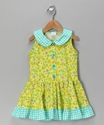 Cotton Frocks For Kid