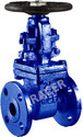 Flanged End CI Gate Valve