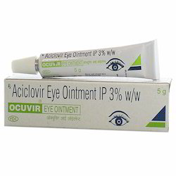 Aciclovir Eye Ointment Cream
