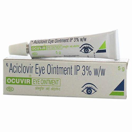 Aciclovir Eye Ointment Cream