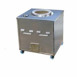 Semi-Automatic Commercial Tandoor Oven