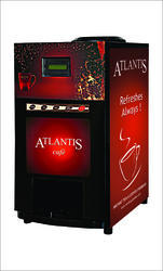 Atlantis Cafe Mini Two Option Tea and Coffee Vending Machine