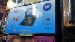 Portable DVD with Video Player