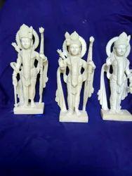 Ram Darbar Small In Resin Ram Darbar