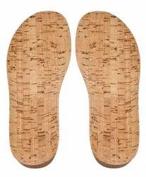 Cork Shoe Soles