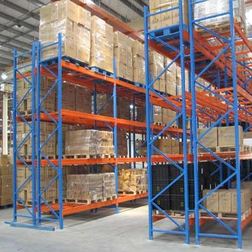 Heavy Duty Pallet Racking Storage System For Warehouse