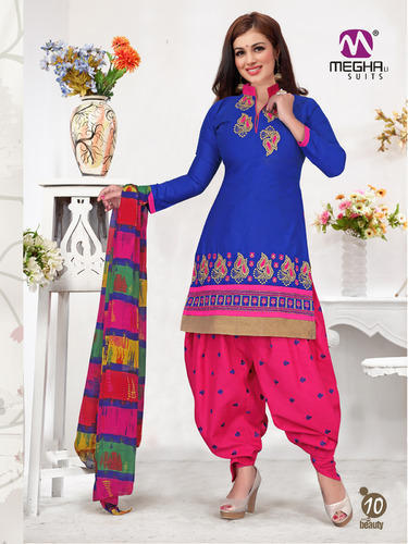 New Style Fashion Suit Women Suits Designer Suits For Women Ladies Punjabi Suit मह ल ओ क स ट ल ड ज स ट In New Textile Market Surat Hari Om Textiles Id 7304734973