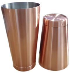 Copper Bar Shaker Set
