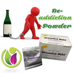 De-Addiction Powder