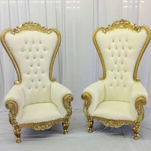 Indian Wedding Reception Chair