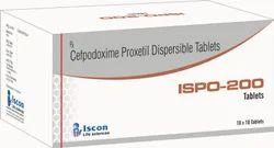 ISPO-200 Tablets