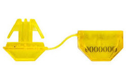 Laser Marking Service For Plastic Meter Lock