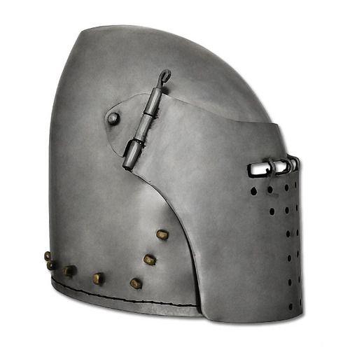 Great Bascinet Helmet - View Specifications & Details of