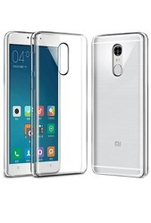 Silver Plastic Mobile  Covers