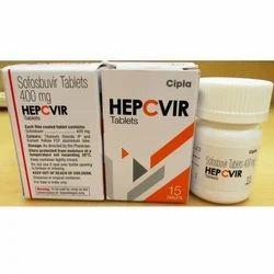 Hepcvir 400 mg (Sofosbuvir 400 mg)