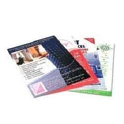 Multicolor Leaflet Printing