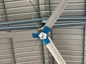 BLDC Gearless DC PMSAC HVLS Fan