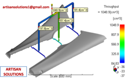 CAE Services Mold Flow, For Automotive