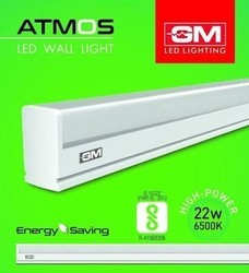 GM Atmos LED Tube Light, Power: 22 W