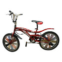 Red Avon Roto Bicycle, For Kids, Foam Padded With Backrest