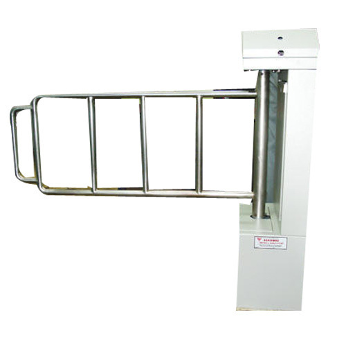 Swing Gate Turnstile Barrier - P Type Swing Gate Turnstile