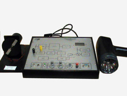 Speed Using Stroboscope ( Digital )