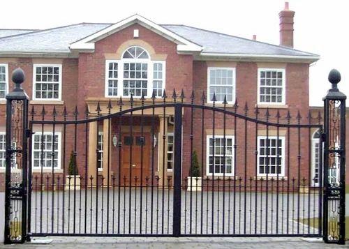 Ordinaire Double Door Gate