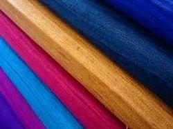 Dupioni 100% Silk Dupioni Fabric, Plain / Solids, Pink