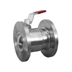 Flush Bottom Ball Valve
