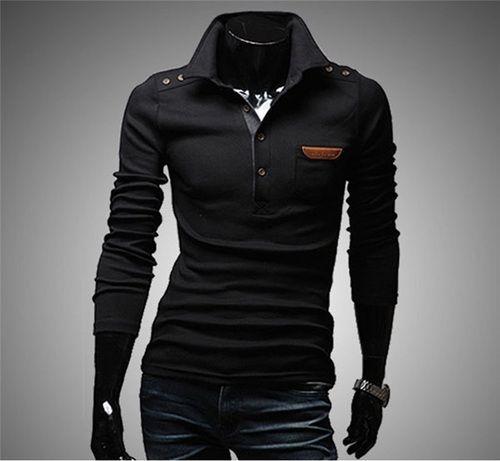 afd5f071e55a Plain 12-20 Colour Men's Stylish Polo T-Shirt, Rs 180 /piece | ID ...
