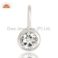 Girls 925 Sterling Fine Silver Pendant