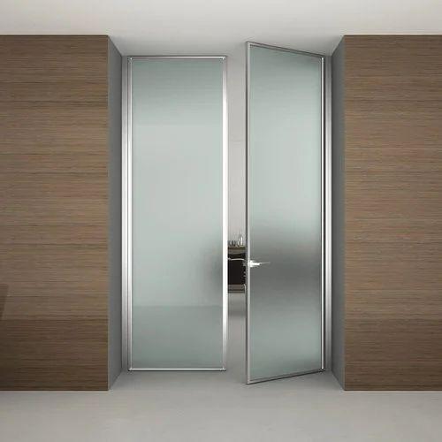 Pvc Bathroom Door Price In Delhi: PVC Glass Door At Rs 5000 /piece