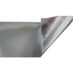 Double Sided Foil Woven Insulation Material