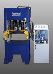 40 Ton Four Column Type Workshop Hydraulic Press