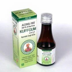 Kuffgum Ayurvedic Cough Syrup