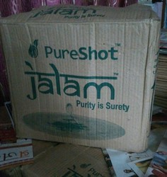 Pure Shot Jalam Packaged Drinking Water
