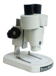 Pole Stand Stereo Binocular Microscope