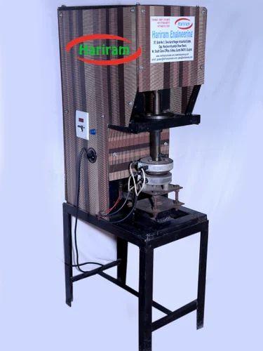 Semi Paper Bowl Making Machine - Fully Automatic Dona Machine-Double