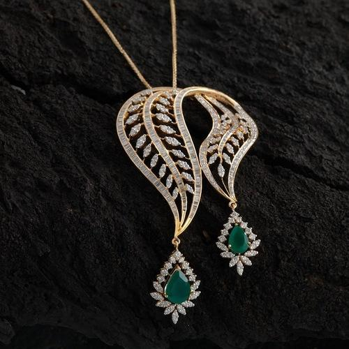 Fancy Royal Diamond Jewellery View Specifications Details Of