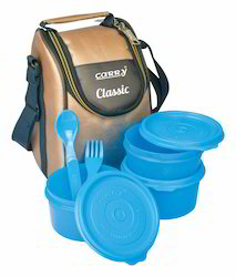 Classic-3 Carry Lunch Box