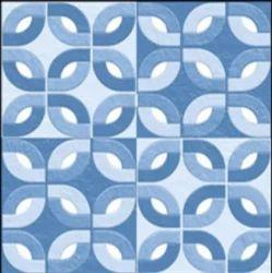 Parking Round Design Tiles