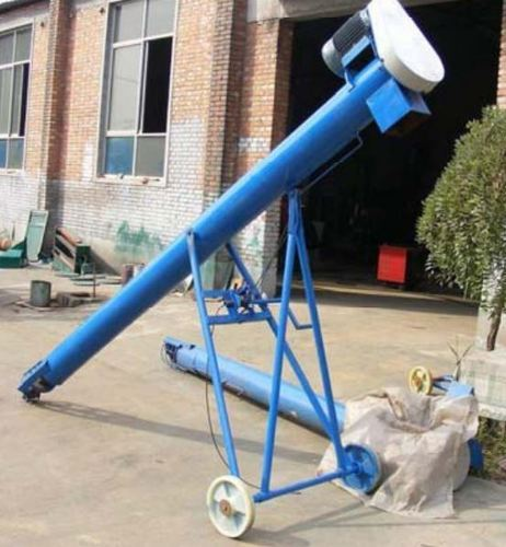 Screw Conveyors Grain Augers Manufacturer From Noida