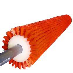 Nylon Waxing Roller Brush