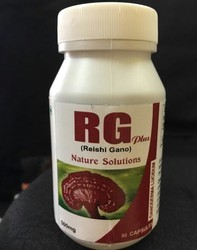 Reishi Gano, Packaging Type: Bottle