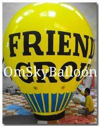Hot Air Shape Sky Balloon