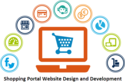 English Yes Shopping Portal Website Design And Development Services, India